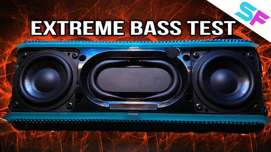 Extreme Bass Test !!!