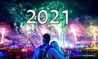 Countdown 2021 - Best of EDM, Electro House & Festival Music 2021